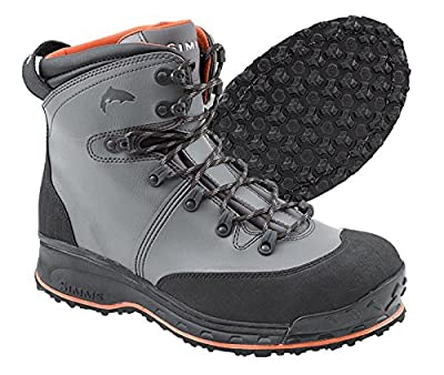 Simms Wading Boots Fly Fishing Freestone Wading Boots Felt Sole and Rubber Sole versions available from Simms.