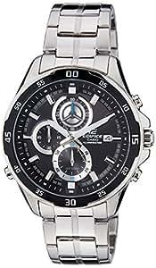 Casio Edifice Chronograph Black Dial Men's Watch - EFR-547D-1AVUDF (EX238)