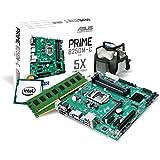 Kiebel Aufrüst-Bundle (v7): [184422] Intel Core i5-7500 Quadcore (4x3.4 GHz) | 16GB DDR4 RAM | Intel HD 630 Grafik | Sound | ASUS | komplett vormontiert und getestet