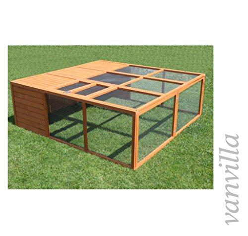 besch ftigung f r stallhasen. Black Bedroom Furniture Sets. Home Design Ideas