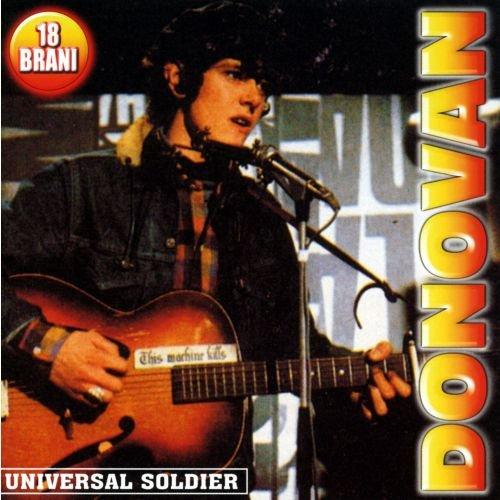 Donovan: Universal Soldier (Audio CD)