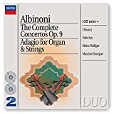The Complete Concertos Op.9 & Adagio For String And Orchestra