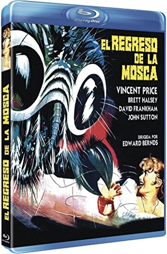 Return Of The Fly (Region B) Vincent Price