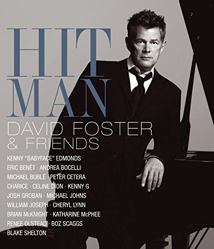 David Foster & Friends - Hit Man [Blu-ray]