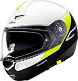 SCHUBERTH C3 Pro Gravity Gelb Motorradhelm Grobe LRG 59