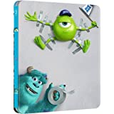 Monsters University - Zavvi Exclusive Limited Edition Steelbook