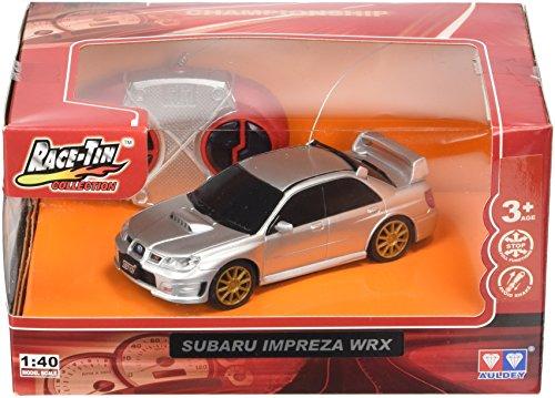 auldey-subaru-140-scale-car-white