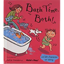 Bath Time, Beth! (Activity Books)