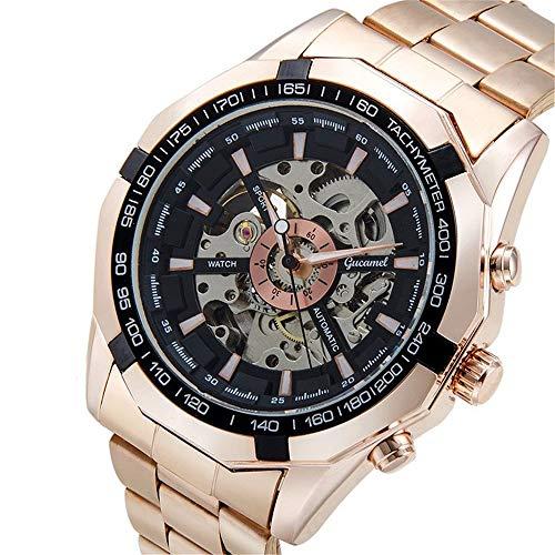 LYZZGZZ-Armbanduhren-Mnner-Sport-Mode-automatische-mechanische-ausgehhlte-Uhr