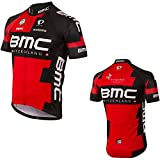 Pearl Izumi Men's, Elite Pursuit Ltd Jersey FF Team Red/Black, Bmc Road Team 15, Size Sm