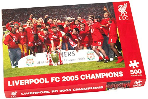 Liverpool 2005 UEFA Cup Meister Puzzle (500pc) (Meister Szene)
