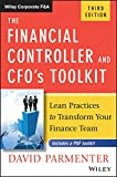 Best Budgeting Tools - The Financial Controller and CFO's Toolkit: Lean Practices Review