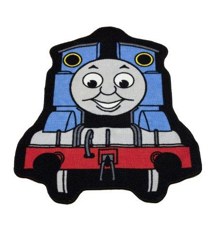 character-world-teppich-in-form-von-thomas-die-kleine-lokomotive