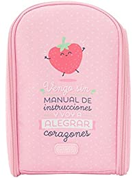 Mr. Wonderful Woa08879es Mochila Tipo Casual