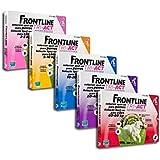Frontline Tri-Act 3 Pipetas Entre 20 y 40 kg