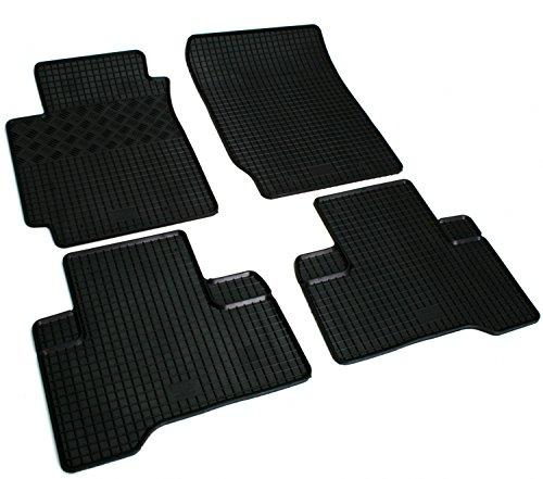 Pie de goma para Juego de alfombrillas para Suzuki Grand Vitara 2Tipo JT pie de goma alfombras alfombrillas de goma