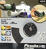 Black+Decker X26070-XJ - Hoja de sierra (85 mm diámetro, Bi-Metal)