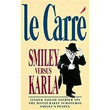 Smiley versus Karla: W (Coronet Books)