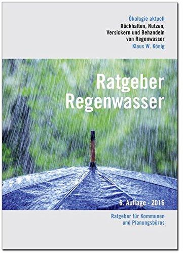 Regenwassernutzung planen, bauen