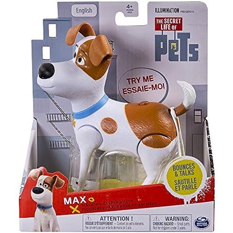 Bizak - Vida secreta de las mascotas andarina & parlanchín - Max (Bizak 61927282)