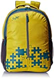 Skybags Pixel 31 Ltrs Yellow Casual Backpack (PIX03YLW)