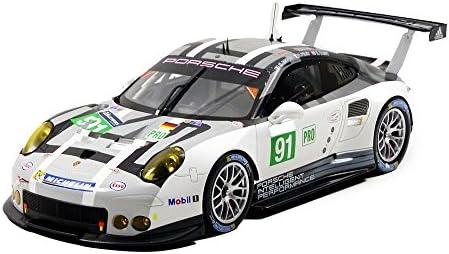 Spark Porsche 991/911 RSR LMGTE Pro-Le Mans 2016-Echelle 1/18, 18S274, Blanc/Noir/Gris   Dans De Nombreux Styles