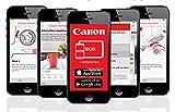 Canon EOS 700D SLR-Digitalkamera (18 Megapixel, 7,6 cm (3 Zoll) Touchscreen, Full HD, Live-View) Kit inkl. EF-S 18-135mm 1:3,5-5,6 IS STM - 6