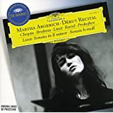 Martha Argerich - Debut Recital