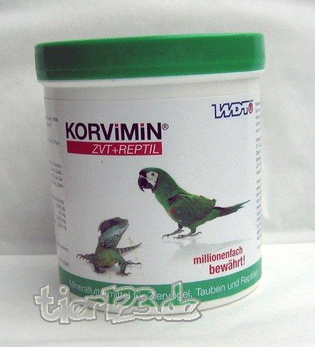 WDT Korvimin ZVT+Reptil– Pienso con vitaminas para pájaros y reptiles