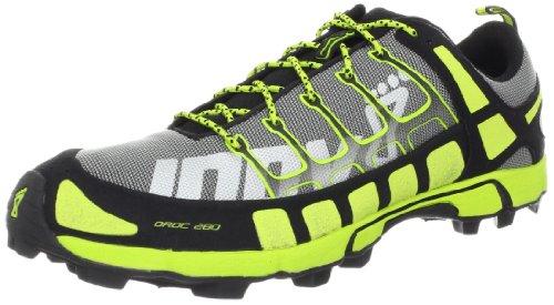 INOV8 Oroc 280 Scarpa da Trail Running Unisex Argento/Limetta