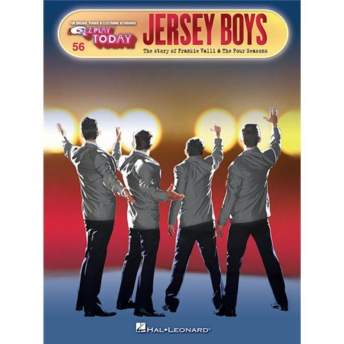 e-z-play-today-volume-56-jersey-boys-partitions-pour-piano-orgue-clavier