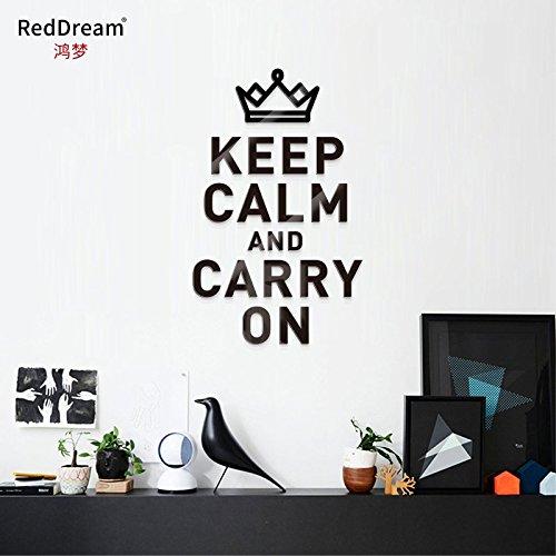 Englische Studie Schlafzimmer minimalistischen Hintergrund Stereoanlage englischen Buchstaben Alphabet Wand, Schwarz, Klein