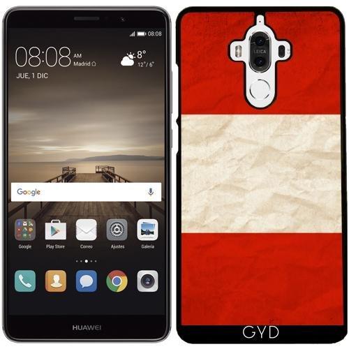 custodia-per-huawei-mate-9-austria-flag-europa-vienna-by-wonderfuldreampicture