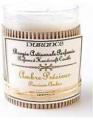 Bougie parfumée Ambre Précieux DURANCE