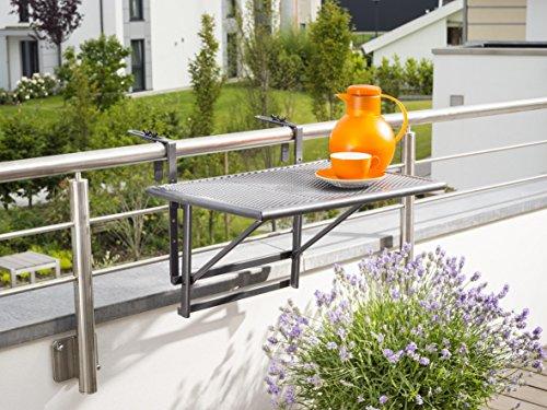 Tavolo Da Terrazzo Pieghevole : Balcone appeso tavolo pieghevole cm tavolo da