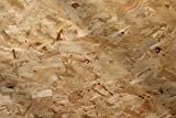 OSB 3 (Highest Grade) Stirling Board - Various Sizes - FREE NATIONWIDE SHIPPING (OSB 3 2440 x 1220 x 9mm)