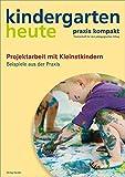 Projektarbeit mit Kleinstkindern: Beispiele aus der Praxis (kindergarten heute. praxis kompakt / Themenheft für den pädagogischen Alltag)