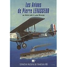 Les avions de Pierre LEVASSEUR