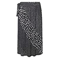 Vero Moda straight skirt for women in Black, XS