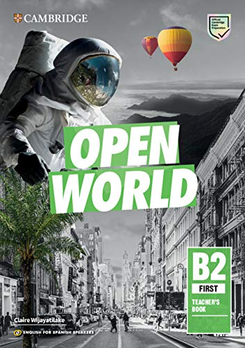Open World First Teacher's Book English for Spanish Speakers