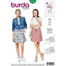 Burda Simplicity s7873.d5/Schnittmuster Rock//Shorts//Hose Damen Papier wei/ß 21/x 15/cm