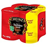 Heinz Classic Cream of Tomato Soup, 4 x 400 g