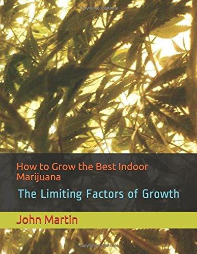 How to Grow the Best Indoor Marijuana: The Limiting Factors of Growth - Beste Aeroponic System