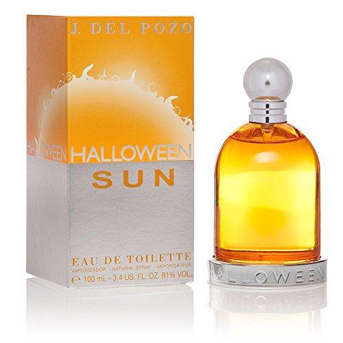 Jesus Del Pozo Halloween Sun EdT Vaporisateur/Spray für Sie 100ml