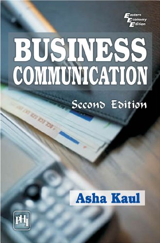 business communication by asha kaul free download