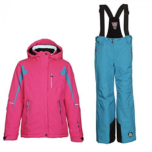 Killtec Haylee Jr - Ski Set Mädchen Skianzug, Bitte Größe wählen:176