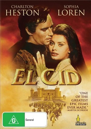 El Cid (1961) ( ) [ Australische Import ]