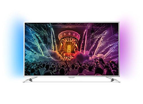 Philips 49PUS6501 123cm (49 Zoll) Fernseher (Ambilight, 4K Ultra HD, Triple Tuner, Smart TV)