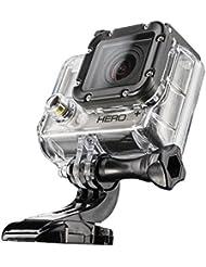 Mantona Befestigungsset mit Montageplatte, Befestigungsadapter und Klebepad für GoPro