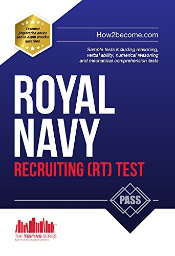 ROYAL NAVY RECRUITING (RT) TEST 2016: Sample tests including reasoning, verbal ability, numerical reasoning and mechanical comprehension tests for the RN Recruit / Recruitment Tests (Testing Series) by Richard McMunn (2015-03-31)